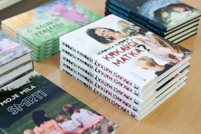 Knihy Krkavčí matky