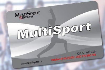 Multisport karta